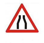Trafik ve Tehlike İşaretleri